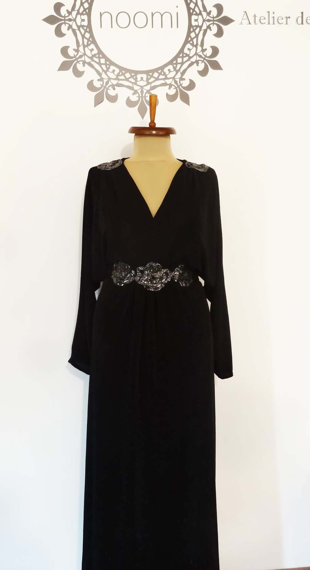 fara taxa de vanzare vânzare bună moda designerului Rochie de ocazie cu centura decorativa – Noomi